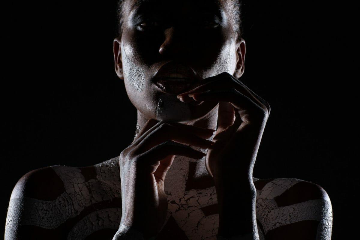 Daniel Grandolfi Photographer Milano Fashion and Beauty Tortona area FASHIONBLOG Advertising Photographer Porta Genova editorial photographer magazines Vogue Professional portrait photographer GRACE JONES Keith Haring body painting13